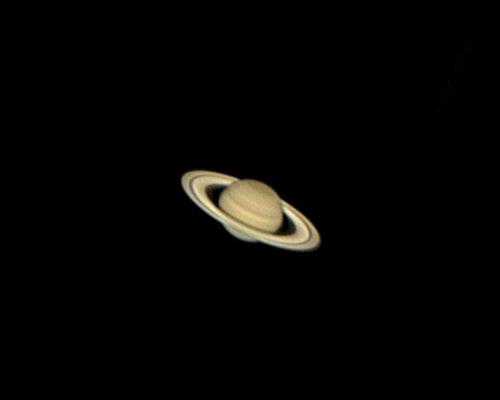 Webcam Saturn